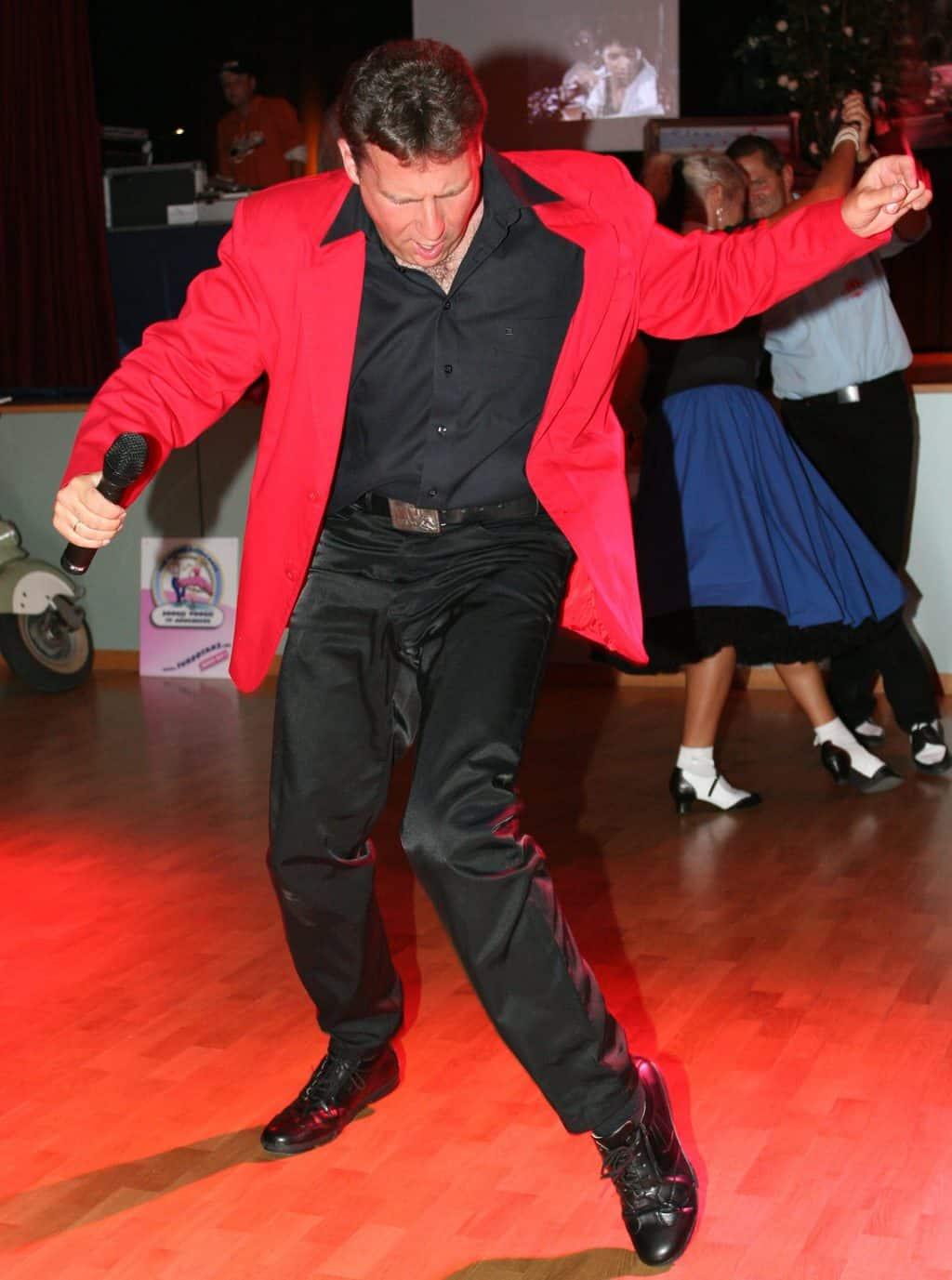 Tanzeinlage von Reiner Kowalski
